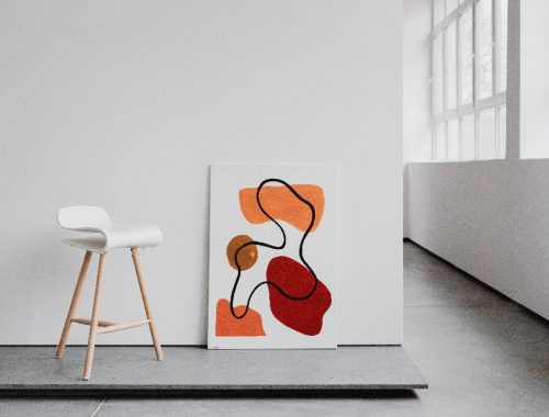 tableau mur